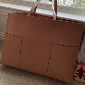 Tory Burch T-Block Tote